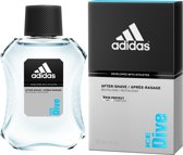 Adidas Ice Dive for Men - 100 ml - Aftershave lotion