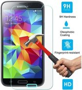 1+1 Gratis Actie Tempered Glas Screen Protector Doorzichtig 2.5D 9H (0.3mm) Samsung Galaxy S5 mini