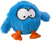 BOUNCY JUMPING BALL SPASMETIC LAUGHTER 28x19cm blauw