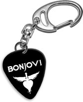 Bon Jovi plectrum sleutelhanger
