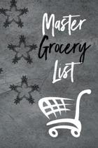Master Grocery List