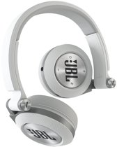 JBL Synchros E40BT - On-ear koptelefoon met Bluetooth - Wit