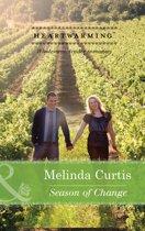 Season of Change (Mills & Boon Heartwarming) (A Harmony Valley Novel, Book 3)