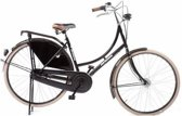 Avalon Classic De Luxe - Omafiets - Trommelrem - 50 cm - Zwart