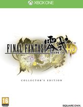 Final Fantasy Type-0 HD - Collector's Edition