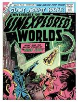 Mysteries of Unexplored Worlds # 13