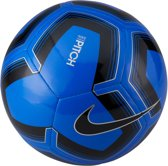 Nike VoetbalVolwassenen - blauw/zwart/zilver