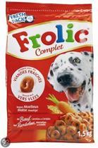 Frolic Hondenvoer - Met Rundvlees - 5 x 1.5 kg