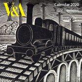 V&a - Eric Ravilious Wall Calendar 2020 (Art Calendar)