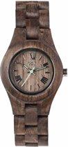 WeWOOD Criss Choco horloge 70210511