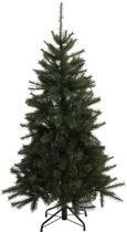 Black Box kunstkerstboom kingston maat in cm: 155 x 86 groen