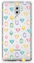 Honor 6X Hoesje Diamonds