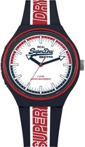Superdry urban style SYG238UR Mannen Quartz horloge