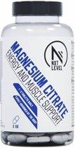 NXT Level Magnesium Citraat - 60 Capsules - Gewichtsbehoud Welzijn