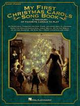 My First Christmas Carols Songbook (Easy Piano)