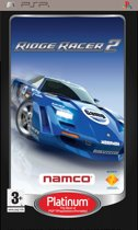Ridge Racer 2 Platinum Sony - Essentials Edition