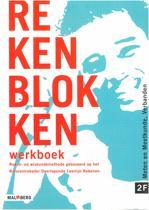 Werkboek 2F meten, meetkunde en verbanden Rekenblokken