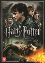 DVD cover van Harry Potter 7: And The Deathly Hallows Part 2
