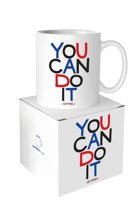 Quotable Mug You Can Do It