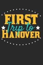 First Trip To Hanover