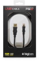 Big Ben, Play + Charge Usb Cable (2,5 meters) (ps3 / Psp / Pc) -