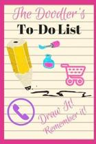 The Doodler's To-Do List