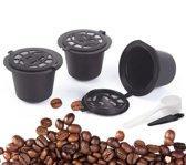 Herbruikbare Nespresso koffie capsule van Versteeg® - Hervulbare capsule - Hervulbare cups - navulbare geschikt voor Nespresso cups -