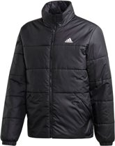adidas BTS 3-Stripes Insulated Jas - Maat XL  - Mannen - Zwart