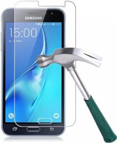 Tempered Glass Screenprotector voor Samsung Galaxy J3 (2016)