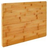 2cm dikke xl snijplank 50x35cm bamboe houten snijplank houten snijplank keuken