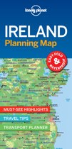 Lonely Planet Ireland Planning Map