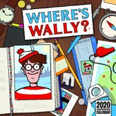 Wheres Wally Kalender 2020
