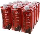 Carnivor RTD 12x 500ml Chocolate