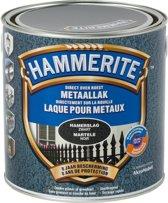 Hammerite Hamerslag Zwart 2.5L