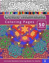 Coloring Books for Grown-Ups Celtic Mandala Coloring Pages