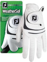 Footjoy Weathersof Heren Links Golfhandschoen Medium/Large