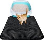 Kattenbakmat - cat litter mat - Vangt Grind Op Uit