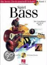Spiel Bass 1. Mit CD