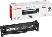 Canon 718 - Tonercartridge / Zwart