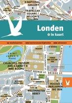 Dominicus stad-in-kaart - Londen in kaart