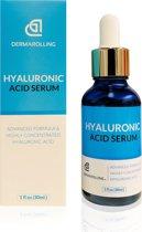 Dermarolling Hyaluronzuur Serum - Hyaluronic Acid Serum 30ml. Beste getest 2019