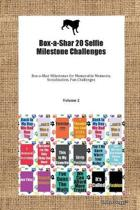 Box-A-Shar 20 Selfie Milestone Challenges Box-A-Shar Milestones for Memorable Moments, Socialization, Fun Challenges Volume 2