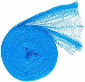 Nature Vogelnet Nano blauw 5x4 m
