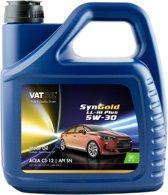 Kroon-oil VatOil SynGold LL-III Plus 5W30 Longlife LL / C3 4LTR