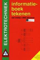 Informatieboek tekenen elektrotechniek + CD