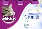 Whiskas Catmilk Flesjes - Kattenmelk - 1 x (3 x 200 ml)