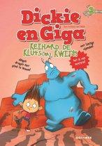 Dickie en Giga - Keihard de kluts(er) kwijt!