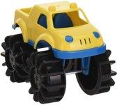 Free And Easy Speelgoedauto Monstertruck 12 Cm Geel