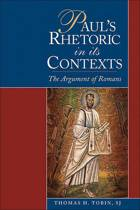 Paul's Rhetoric in Its Contexts