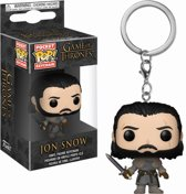Funko Pocket Pop Keychain Game of Thrones Jon Snow Behind the Wall